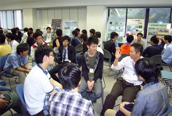 応用物理学専攻・応用物理工学コース「座談会」