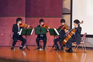 交響楽団による「永遠の幸」
